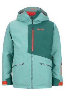 Androo Jacket, Blue Agave/Mallard Green, medium