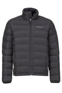 Alassian Featherless Jacket, Black, medium