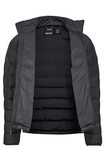 Men's Alassian Featherless Jacket, Black, medium