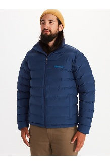 Men's Alassian Featherless Jacket, Arctic Navy, medium