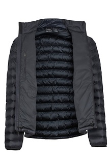 Men's Solus Featherless Jacket, Black, medium