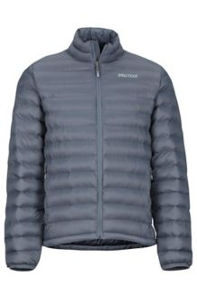 Solus Featherless Jacket, Steel Onyx, medium