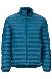 Solus Featherless Jacket, Denim, medium