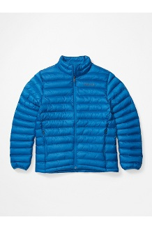 Men's Solus Featherless Jacket, Classic Blue, medium