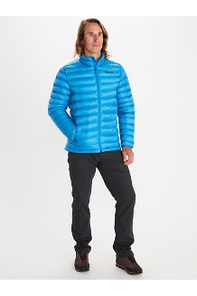 Men's Solus Featherless Jacket, Nori, medium