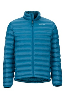 Men's Solus Featherless Jacket, Moroccan Blue, medium