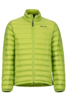 Solus Featherless Jacket, Macaw Green, medium