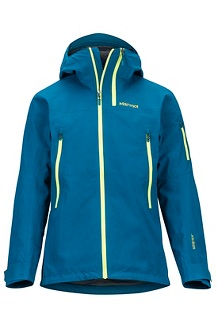 Men's Freerider Jacket, Moroccan Blue, medium