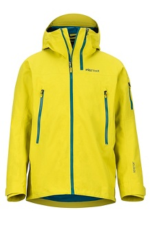 Men's Freerider Jacket, Citronelle, medium