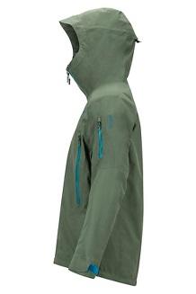 Men's Freerider Jacket, Crocodile, medium