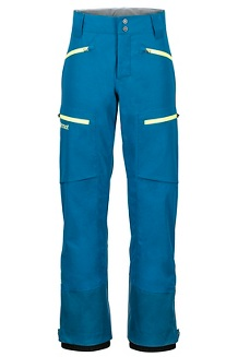 Men's Freerider Pants, Moroccan Blue, medium