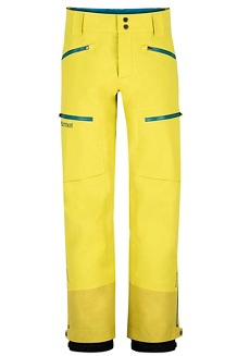 Men's Freerider Pants, Citronelle, medium