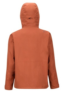 Men's Refuge Jacket, Terracotta, medium