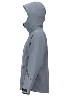 Men's Refuge Jacket, Steel Onyx, medium