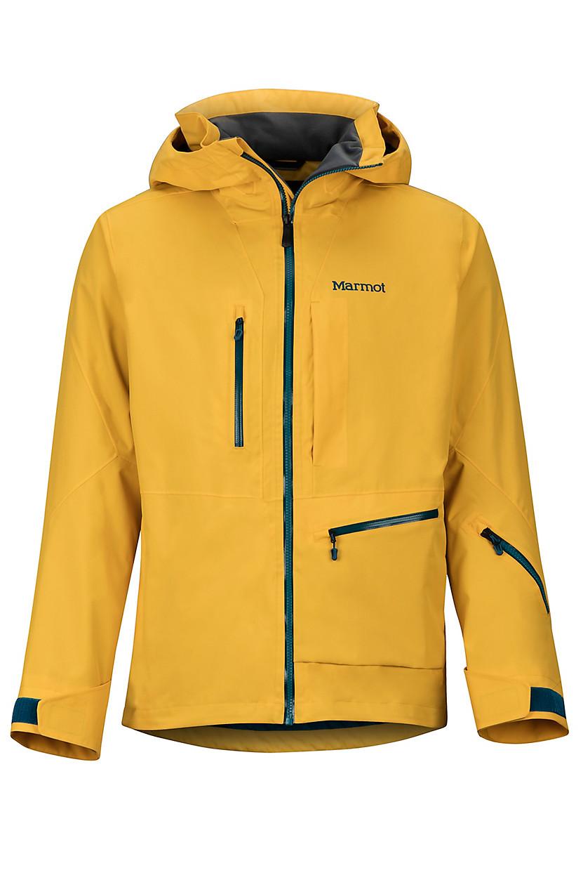 Mens Steel Onyx Marmot Solaris Jacket S
