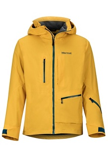 Men's Refuge Jacket, Golden Leaf, medium