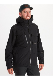 Men's Carson Jacket, Black, medium