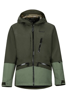 Men's Moment Jacket, Rosin Green/Crocodile, medium