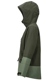 Men's Moment Jacket, Rosin Green/Crocodile, medium