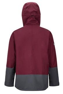 Men's Moment Jacket, Fig/Dark Steel, medium