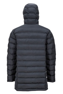Men's Alassian Featherless Parka, Black, medium