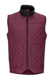 Men's 5 Boroughs Vest, Fig/Black, medium