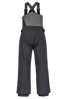 Kids' Rosco Unisex Bib, Black, medium