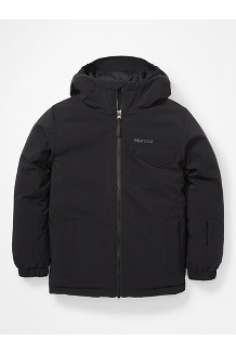 Kids' Rochester Jacket, Black, medium