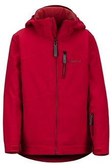 Boys' Ripsaw Jacket, Team Red, medium