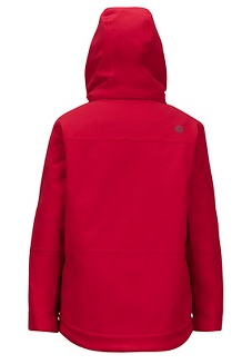 Boys' Ripsaw Jacket, Team Red, medium