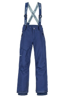 Boys' Edge Insulated Pants, Arctic Navy, medium
