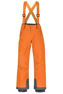 Boys' Edge Insulated Pants, Hawaiian Sunset, medium
