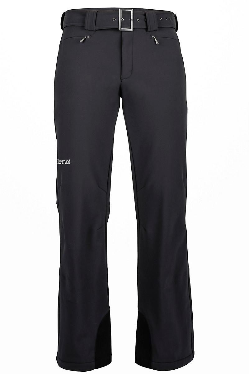 Wm's Davos Pant, Black, large