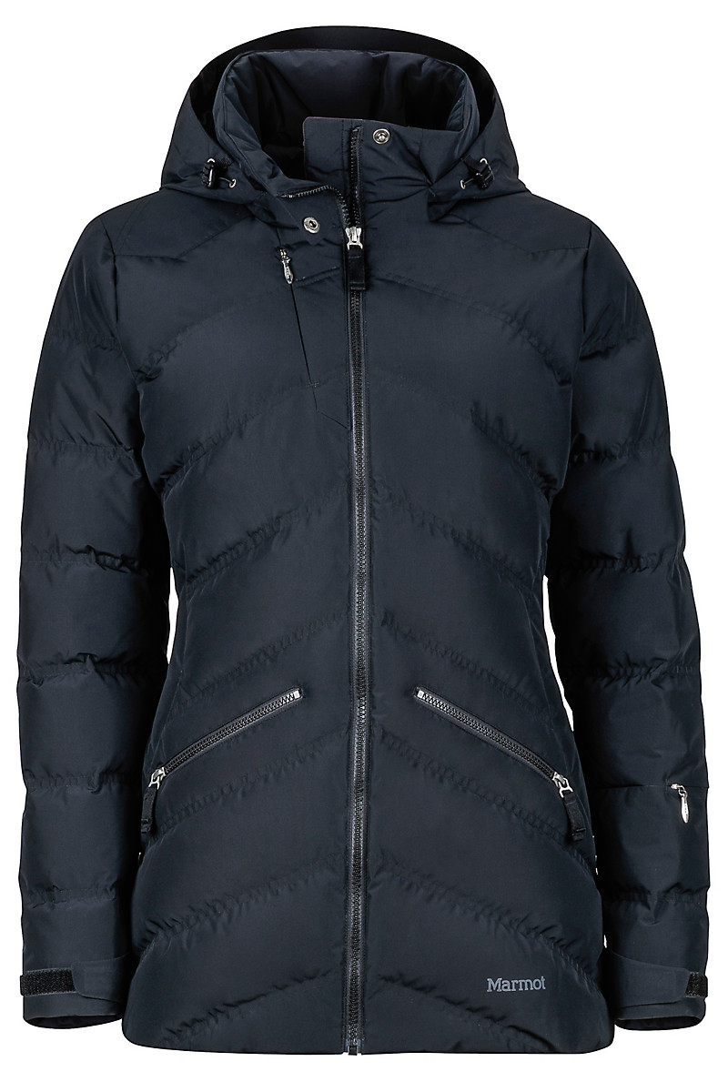 Wm's Val D'Sere Jacket, Black, large