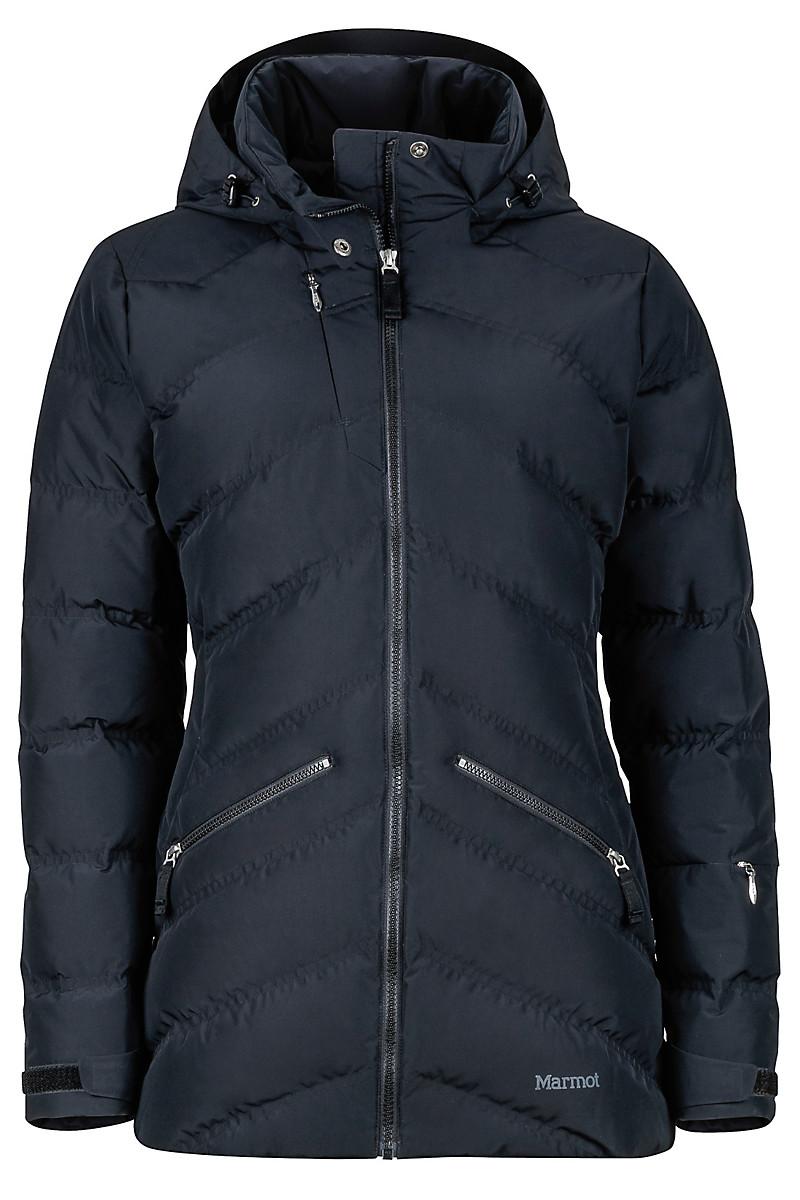 Wm's Val D'Sere Jacket, Black, large