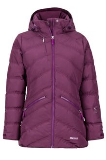 Wm's Val D'Sere Jacket, Dark Purple, medium