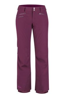 Wm's Slopestar Pant, Dark Purple/Grape, medium