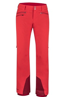 Women's Slopestar Pant, Petite, Scarlet Red, medium