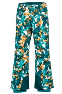 Girl's Harmony Pant, Patina Green Floral Camo, medium