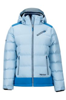Wm's Sling Shot Jacket, Iceberg/Lakeside, medium
