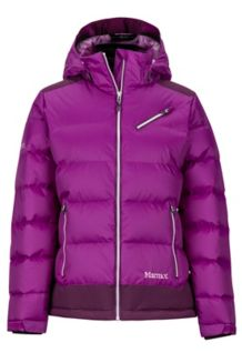 Wm's Sling Shot Jacket, Grape/Dark Purple, medium