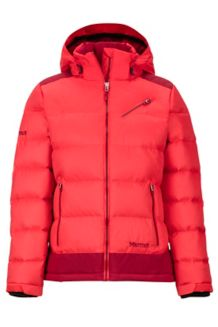 Wm's Sling Shot Jacket, Scarlet Red/Sienna Red, medium