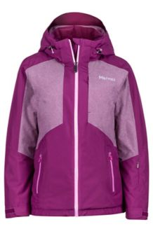Wm's Repose Featherless Jacket, Deep Plum, medium