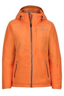 Wm's Repose Featherless Jacket, Grapefruit, medium