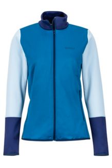 Wm's Thirona Jacket, Sapphire/Arctic Navy, medium