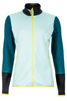 Wm's Thirona Jacket, Wintermint/Deep Teal, medium