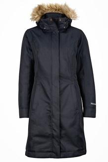 Women's Chelsea Coat, Black, medium