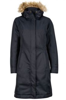 Wm's Chelsea Coat, Jet Black, medium