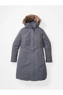 Women's Chelsea Coat, Steel Onyx, medium