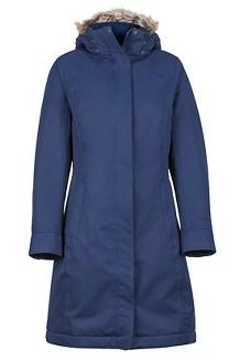 Women's Chelsea Coat, Arctic Navy, medium
